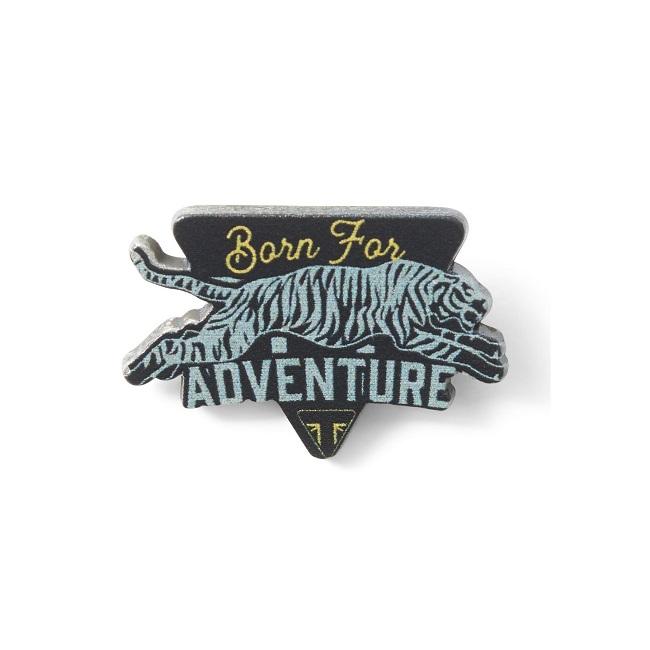<big><b>ADVENTURE PIN BADGE</b></big>
