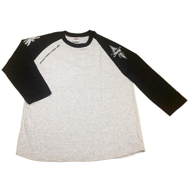 Booyah×TRIUMPH TOKYO コラボTシャツ(七分袖)